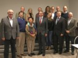 Gemeinsamen Sitzung der CDU-Fraktionen von Heidelberg und Leimen
