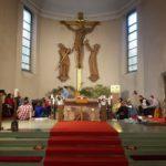 Kath. Seelsorgeeinheit Leimen feiert zum ersten Mal einen Krabbelgottesdienst