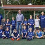 Apliconus GmbH unterstützt die Jugend des FC Sandhausen