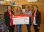 TV Germania Gesundheitstag: Sparkassen-Radeln ergibt 250 € Tafelspende