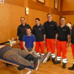 Erfolgreiche Blutspendeaktion in Leimen: </br>160 Spendenwillige, davon 30 Neuspender
