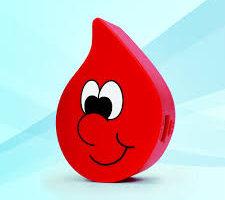 Noch keine Powerbank? Dann auf zur Blutspende!