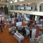 Gelungene Veranstaltung: Handmade & Designmarkt im  Portland Forum Leimen