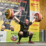 Lisa-Marie Schweizer und Robby Behm gewinnen Deutsche Meisterschaft