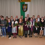 Die Königsfeier des Sportschützenvereins St.Ilgen ist Höhepunkt des Schützenjahres