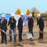 LAE Engineering verlegt nach Wiesloch: Spatenstich für neues Bürogebäude