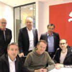 PUMA und der SV Sandhausen verlängern ihre Partnerschaft um 4 Jahre