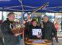 Bürgermeister Rühl übergab den Stadtschlüssel an die Hexen vum Grobrunn