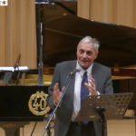 Festakt 40 Jahre Musikschule Leimen: Festrede von Bruno Sauerzapf