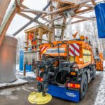 Gut für den Winterdienst gerüstet: Straßenmeistereien des Kreises