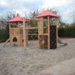 Leimener Spielplätze in Dornierstraße und Welfenallee mit neuen Spielgeräten