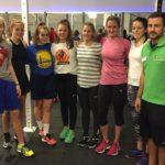 Nußlocher Racket Center unterstützt die Basketball-Damen der Wild Bees Sandhausen