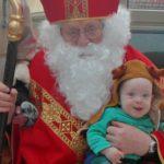 Überraschung: Der Heilige Nikolaus kam persönlich zu vielen Leimener Familien