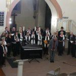 Weihnachtskonzert der Liedertafel in der evangelischen Mauritiuskirche