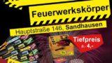 Abschied von 2017: XXL Lagerverkauf von Feuerwerk in Sandhausen