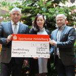 Sandhäuser Künstlercafé unterstützte Sprachförderung mit 1.192 €