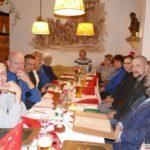 Weihnachts-Stammtisch der FDP Leimen