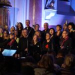 """I'll be free"" Konzert des Liedertafel-Gospelchors in Nußloch"
