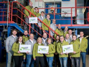 Mitarbeiter der AVR Energie