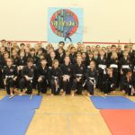 Viet Vo Dao Wettkampf mit Teilnehmern aus ganz Deutschland in Nussloch