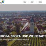 Sitzung des Gemeinderats: Stadt Leimen stellt neue Homepage vor