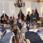 Weihnachtsfeier von Gemeinderat und Verwaltungsspitze im Gasthaus Krone