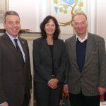 60 Jahre Kältetechnik Zugck – Zum Jubiläum 600 € an Sozialfonds gespendet