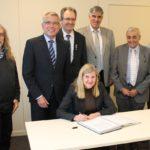 Landrat und Kreistagsfraktionen: Klinikfinanzierung muss verbessert werden