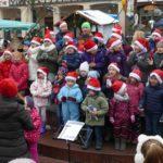 Perfektes Winterwetter machte den Leimener Weihnachtsmarkt richtig stimmungsvoll