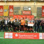 Titel erfolgreich verteidigt: </br>SV Sandhausen gewinnt SparkassenCup 2018