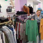 """Umzug von Sandhausen ins Kurpfalz-Centrum: Damen und Kindermode """"Your Style"""""""