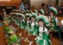 KC Frösche startet Karnevalskampagne mit farbenprächtigen Ordensball