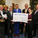 Lions Club Weihnachtskalender: </br>Hauptgewinn von 2.017 € übergeben