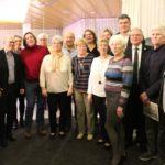 TG 1889 Neujahrstreffen 2018 mit Ehrung langjähriger Mitglieder