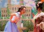 """Herrlich traditionell und kindgerecht: Das Allgäuer-Märchentheater mit dem """"Froschkönig"""""""