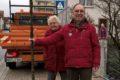 Baumspende in St. Ilgen: </br>Ehepaar Proske spendet Feldahorn