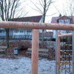 Vandalen auf dem Spielplatz Welfenallee - </br>Und keiner hat´s gesehen?
