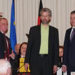 Neujahrsempfang der Stadt mit Gastredner Boris Palmer - Aegidius-Halle voll besetzt