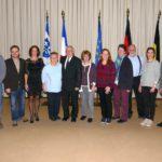 """Winterfeier der Partnerschaft St. Ilgen-Tigy: Konzert-Kostprobe """"Folk meets Classic"""""""