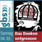 """GBS und HIL: """"...über Gott und die Welt"""".  Skeptikerbrunch #2"""