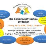 Geschwister-Scholl-Schule St. Ilgen: GMS-Entdeckertour am 9. März