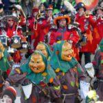 Spitzen Karnevalsumzug in Nußloch -  </br>Tausende Zuschauer waren begeistert