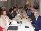 Heringsessen beim Leimener CDU Stadtverband – Mit dabei: MdB Dr. Harbarth