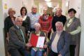 Irma Schuppel für 60 Jahre SPD-Mitgliedschaft geehrt – Erinnerungen als Buch