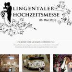 Lingentaler Hochzeitsmese am Sonntag, den 4. März