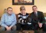 Goldene Hochzeit im Hause Winter: OB Reinwald gratuliert