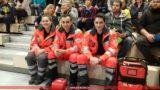 DRK Leimen sichert Championsleaguespiel ab
