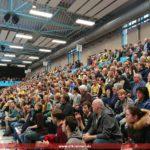 DRK Leimen bei Absicherung Faschingsumzug und Championsleague