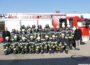 Leimen: 17 neue Feuerwehrleute aus der Stadtverwaltung feiern Lehrgangsabschluss