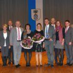 Festabend zum Bürgermeisterwechsel in Nußloch: Rühl ging – Förster kam